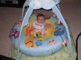 Lou-Anne de la naissance à 5 mois