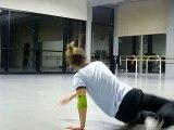 stage de dance à fresnes noel 2007