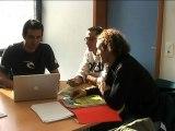 Interview Benjamin Henry, IMDS Troyes, UTT Open d'escalade