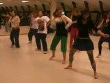 african vs dancehall workshop