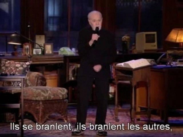 George Carlin - Sur la mort