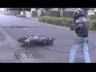 crash ducati