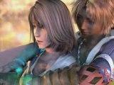 Final Fantasy X X2 Yuna and Tidus