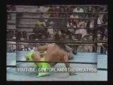 Johnny B Badd WCW FULL TURNERTRON (VERY RARE)