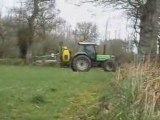 video deutz dx et amazone uf 1000