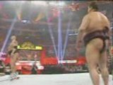 WWE Wrestlemania 21 - Big Show Vs Akebono - Sumo Match