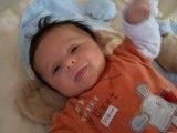 Gabriel 2 mois et Florian 28 mois 005
