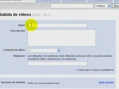 Youtube Como Subir videos a YouTube