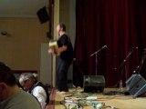 Bernard Loffet - Fest-noz au Mans - Rond de Landeda au diato