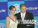 Wentworth miller sarah waynes callies Golden Globes 2006 2