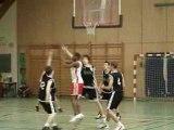 Match contre Thouars (08/03/2008)