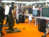 Dance dance revolution à la Japan Expo