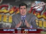San Antonio Spurs @ New Orleans Hornets NBA B-ball Preview