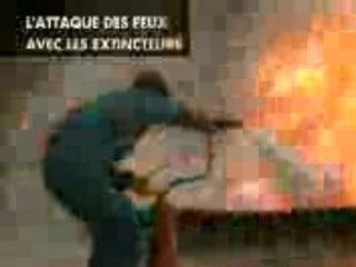 Attaque des feux