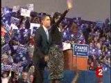 NEW HAMPSHIRE: Primaires, le bilan chez les democrates