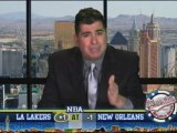 LA Lakers @ New Orleans Hornets NBA Basketball Preview