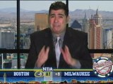 Boston Celtics @ Milwaukee Bucks NBA Basketball Preview