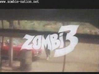 Teaser Zombi 3 de Lucio Fulci