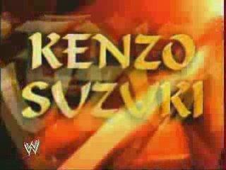 Kenzo Suzuki