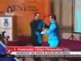 Avrupa Dil Ödülü 5.Uluslararası Türkçe Olimpiyatları