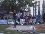Athlé 2006 Peter Sack 21m00 lancer poids