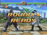 VF5 Lau vs. Kage
