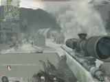 Scar Sniper Frags Cod 4