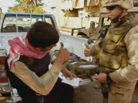 Hands Across Iraq (2008)