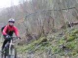 Sortie VTT école de vélo  Pont de roide (ACR )