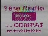 Radio Sud Est Martinique Premier sur le Compas 89.3 Mhz