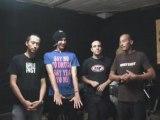 Redline band - Video Blog 2 March 08 | rock metal | kiwi nz