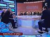 Bayrou MoDem - Mots Croisés - Municipales 170308