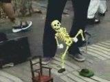 Squelette Marionnette Dance