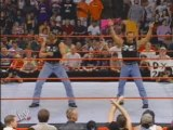 WWE - HHH Turns On HBK After Reforming DX