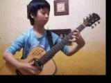 All Along the Watchtower - Sungha Jung
