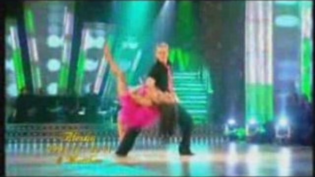 Strictly Come Dancing - Alesha Dixon - Salsa Dancing