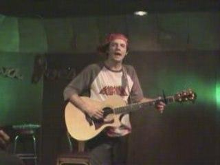 Jason Mraz 10,000 Motherfuckers live at Java Joes