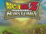 video et code  Dragon Ball Z Burst Limit - Trailer 2