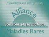 Alliance Maladies Rares : rôle etactions
