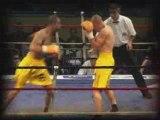 Fight zone combats kick boxing boxe thai