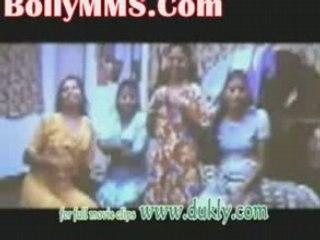 Four Hot Mallu Girls in Hostel (Movie Clip)_01
