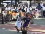Basketball - and1 - street ball best dunks and best moves