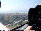 Le Touquet vue d'un Avion...