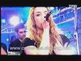 Léa Castel Interview TF6 Cauet TV + Deriere Chance