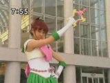 PGSM Sailor Star Tambourine