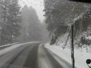 Route de la mort La Bourboule Le Mont dore