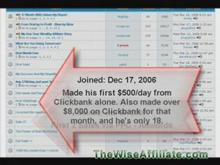 Wealthy Affiliate Review – Affiliate Marketing