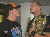 [ article n ° 10 ] >> John cena & Randy orton vs Raw roster ( vidéo ) <<