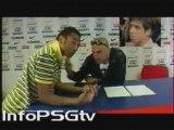 Olympique Lyonnais Dispositif Anti-Juninho Par Le Psg