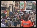 Françafrique - bockel sur JT France 2